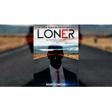 Loner Red (Gimmicks and Online Instructions) by Cameron Francis - Trick