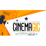 CINEMAGIC JURASIC PARK (Gimmicks and Online Instructions) by Gustavo Raley - Trick