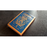 Egoism Rust Playing Cards by Giovanni Meroni