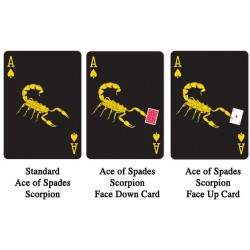 Invisible Scorpion Deck