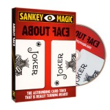About Face (With DVD) by Jay Sankey - Trick