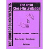 Art of Close-up Levitation by The Underground - Book