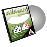 Avatar Cards (Blue) by Astor
