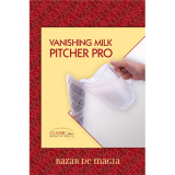Vanishing Milk Pitcher Pro (8.5 inch  x 5 inch) by Bazar de Magia - Trick