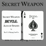 Bicycle Secret Weapon Deck by US Playing Card - Trick