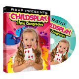 Childsplay by Chris Congreave, Gary Jones and RSVP Magic - DVD