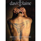 David Blaine - Decade of Magic - DVD
