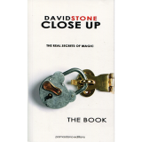 Close Up The Real Secrets of Magic by David Stone - Book