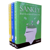 Definitive Sankey (3 Book and 1 DVD set) by Jay Sankey and Vanishing Inc. Magic - Book