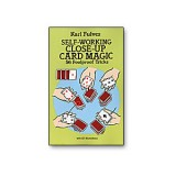 Self Working Close-Up Card Magic by Karl Fulves - Book