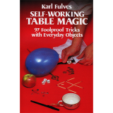 Self Working Table Magic by Karl Fulves - Book