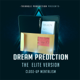 Dream Prediction Elite Version (Wallet) by Paul Romhany - Trick