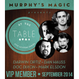 At The Table VIP Member September 2014 video DOWNLOAD