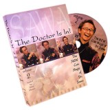 The Doctor Is In - The New Coin Magic of Dr. Sawa Vol 2 - DVD