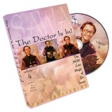 The Doctor Is In - The New Coin Magic of Dr. Sawa Vol 4 - DVD