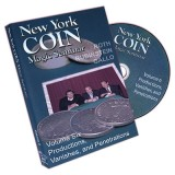 New York Coin Seminar Volume 6: Productions, Vanishes and Penetrations - DVD