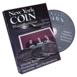 New York Coin Seminar Volume 7: Productions, Vanishes and Penetrations - DVD