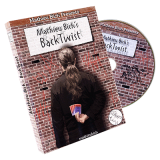 Back Twist (DVD and Cards) by Mathieu Bich - DVD