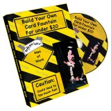 Build Your Own Card Fountain For Under $20 by David Allen and Scott Francis - DVD