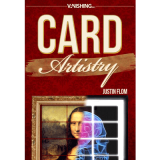 Card Artistry SET (Brain Scan & Mona Lisa) by Justin Flom & Vanishing Inc - DVD