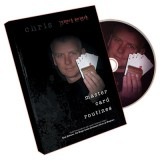 Master Card Routines by Chris Priest - DVD
