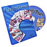 Crafty Power (Magnetic Coin Routines - No Coins Included) by Kreis Magic - DVD