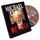 Devious Volume 1 by Michael Close and L&L Publishing - DVD