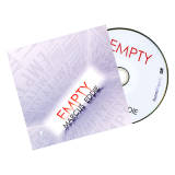 Empty (DVD and Gimmick) by Marcus Eddie and Kozmomagic - DVD