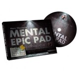 Mental Epic Pad (Props and DVD) by Marc Oberon - DVD