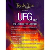 Ultimate Fire Gimmick Pro (Gimmick and online instructions) by Jeremy Pei