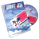 Flightcase (Blue Back, DVD and Gimmick) by Peter Eggink - DVD