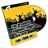 Greatest Beginner Magic DVD Ever (We Think So!) by Oz Pearlman - DVD