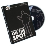 On The Spot by Gregory Wilson - DVD