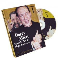 Harry Allen Comedy Bits and Magic Routines Vol 1 - DVD