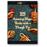 (HR) 25 Amazing Magic Tricks with a Thumbtip, DVD