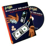 Instant Miracles Magic With Everyday Objects by Royal Magic - DVD