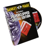 Paperclipped Special Edition by Jay Sankey - DVD