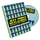 Keylicious (DVD and Props) by Jeff Prace and Paper Crane Productions- DVD