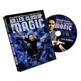 Killer Close Up Magic  by Cameron Francis and Big Blind Media - DVD