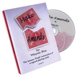 Make Amends (With Gimmick)  by Wayne Fox, Produced by Merchant of Magic - DVD