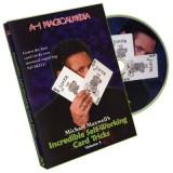 Incredible Self-Working Card Tricks Volume 5 by Michael Maxwell - DVD