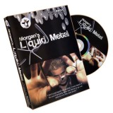 Liquid Metal by Morgan Strebler - DVD
