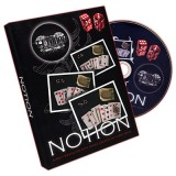 Notion (DVD and Gimmick) by Harry Monk and Titanas - DVD