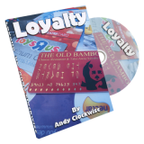 Loyalty (The Old Bamboo) (with DVD and Gimmick) by Andy Clockwise - Trick