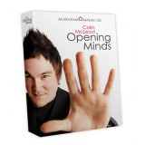 Opening Minds 4 DVD Set by Colin Mcleod and Alakazam Magic - DVD