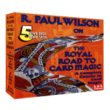 Royal Road To Card Magic by R. Paul Wilson video DOWNLOAD