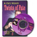 Twist of Fate Paul Wilson, DVD
