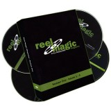 Reel Magic Year One (Episodes 1-4 Boxed) - DVD