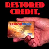 Restored Credit (DVD and Gimmick) by David Regal - DVD