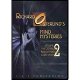 Mind Mysteries Vol. 2 Breakthru Card Sys. by Richard Osterlind video DOWNLOAD